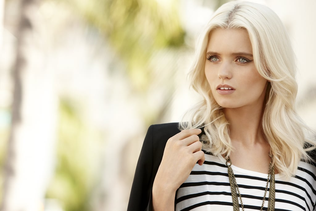 First Look at Abbey Lee Kershaw for Portmans Spring Summer 2011 - 12 Campaign, Shot in LA by Matt Jones