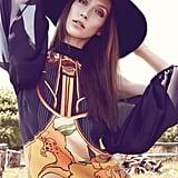 Nicole Miller Fall 2012 Ad Campaign