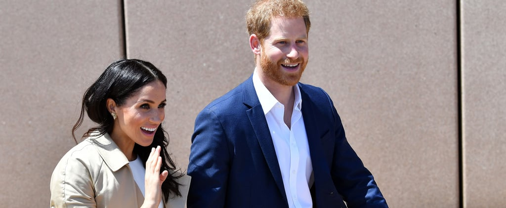 Prince Harry Meghan Markle Break Selfie Protocol in Sydney