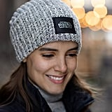 Love Your Melon Adult Star Wars Black Speckled Beanie