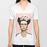 Devinepaintings Frida Kahlo T-Shirt ($24)