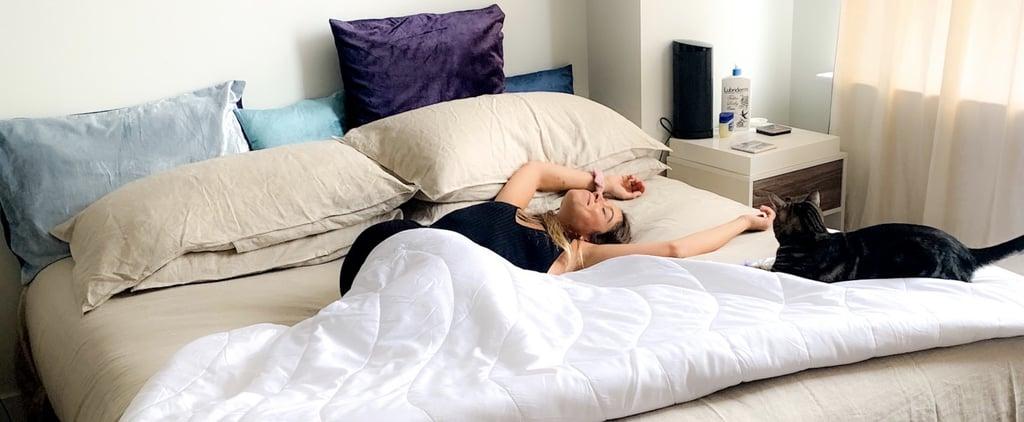 The Buffy Breeze Comforter Got Rid of My Night Sweats