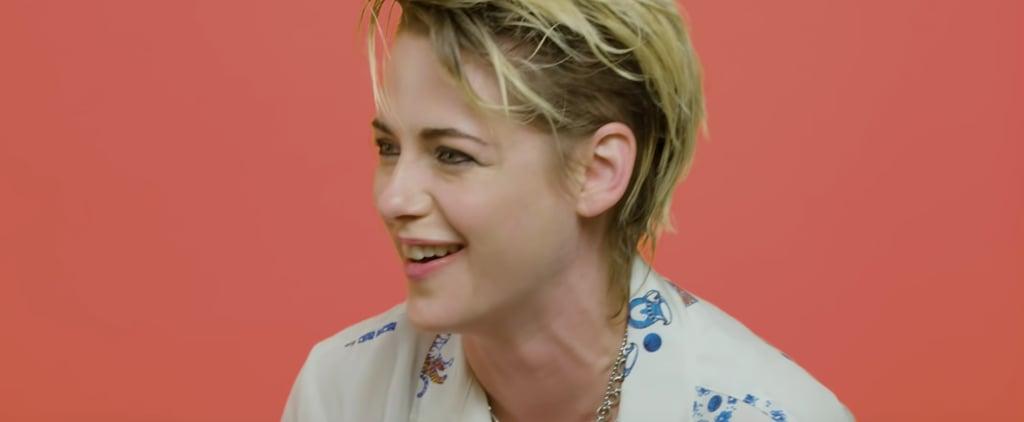 Watch Kristen Stewart Do a Spot-On Shakira Impression