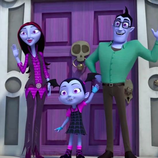 Disney Junior Announces New Show: Vampirina