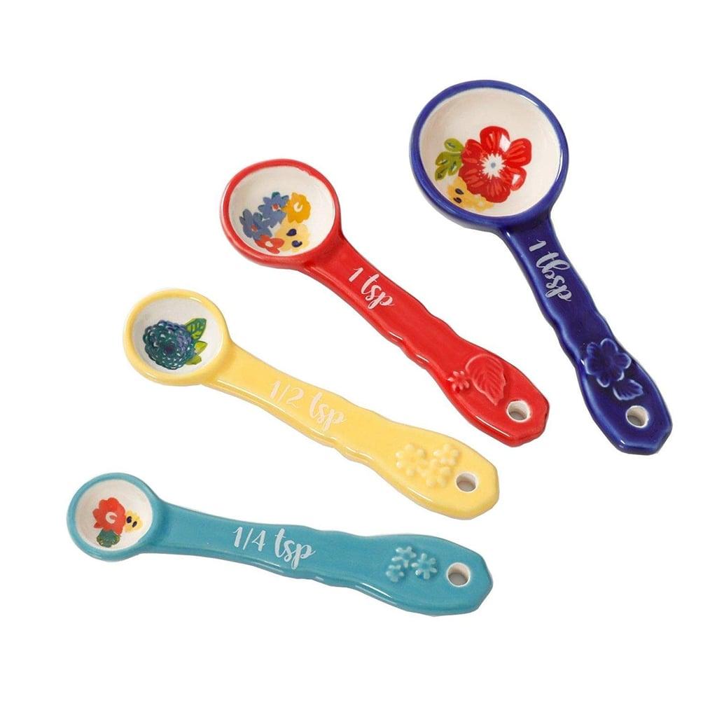 Pioneer Woman Measuring Spoons