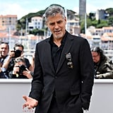 Pictured: George Clooney