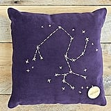 Sagittarius Star Sign Pillow ($98)