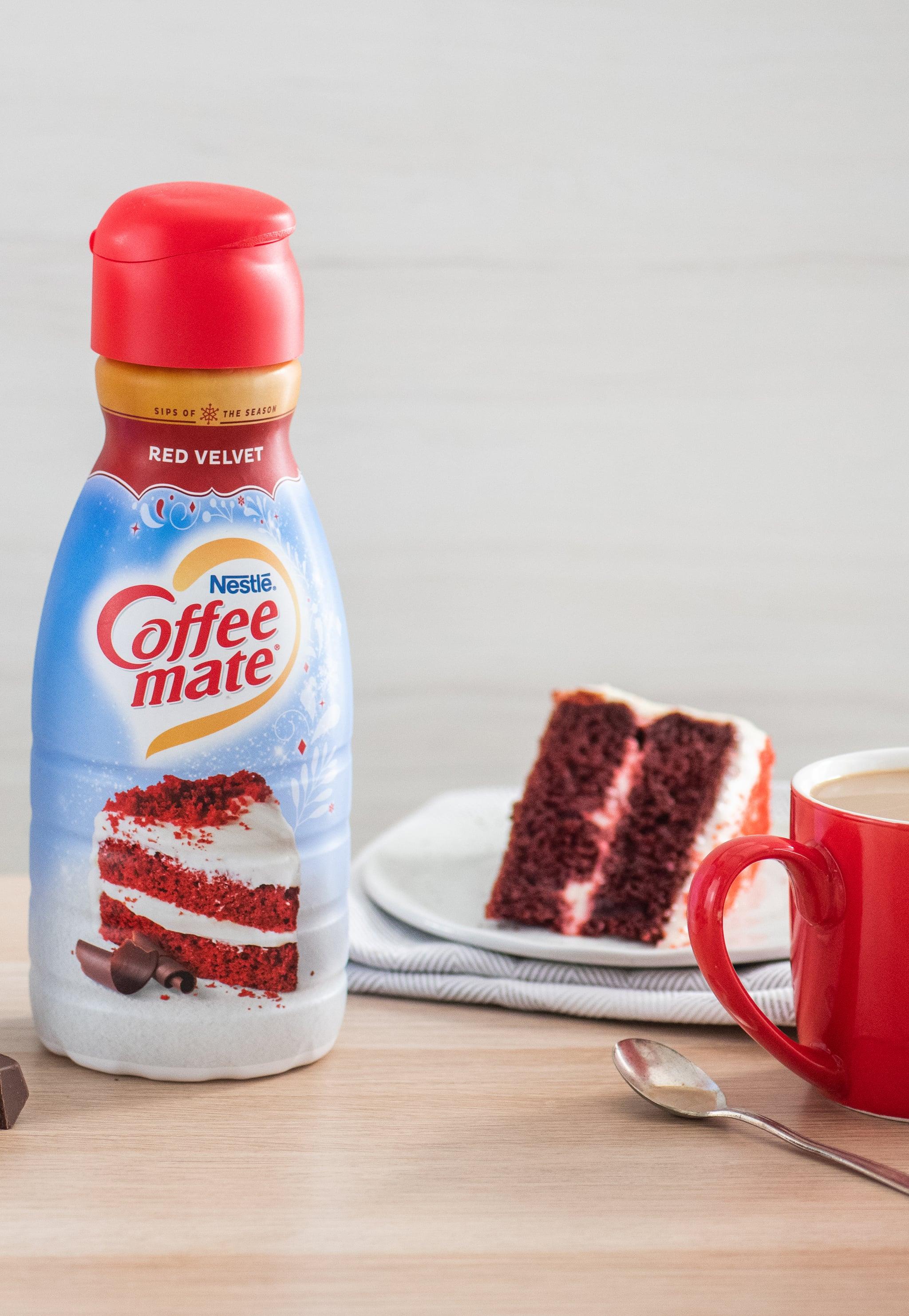 Red Velvet Coffee Mate Creamer 2019 Popsugar Food Uk