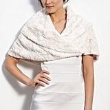 Eliza J Faux Fur Stole ($98)