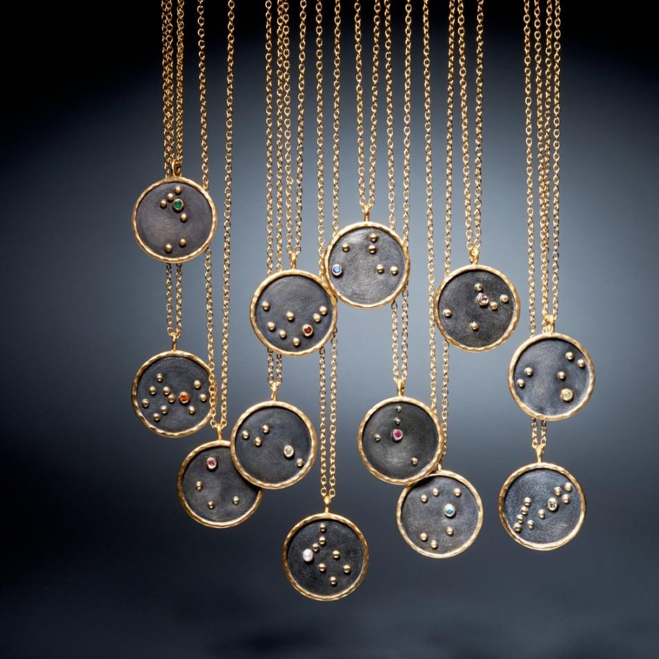 Satya Zodiac Disc Necklace Review