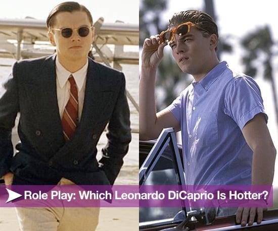 Pictures of Leonardo DiCaprio in Movies