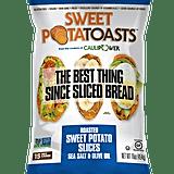 Sea Salt & Olive Oil Sweet PotaToasts