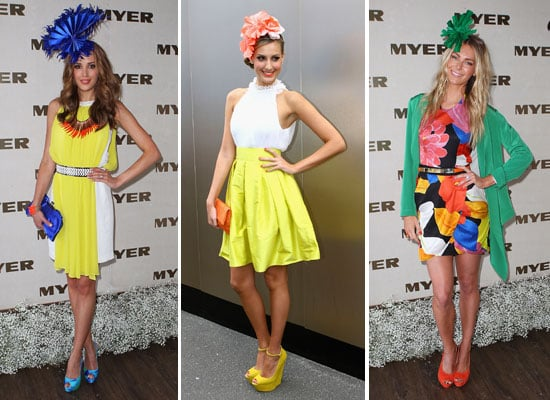 Pictures of Celebrities at the 2011 Melbourne Cup Including Jennifer Hawkins, Adrien Grenier, Rebecca Judd & More!