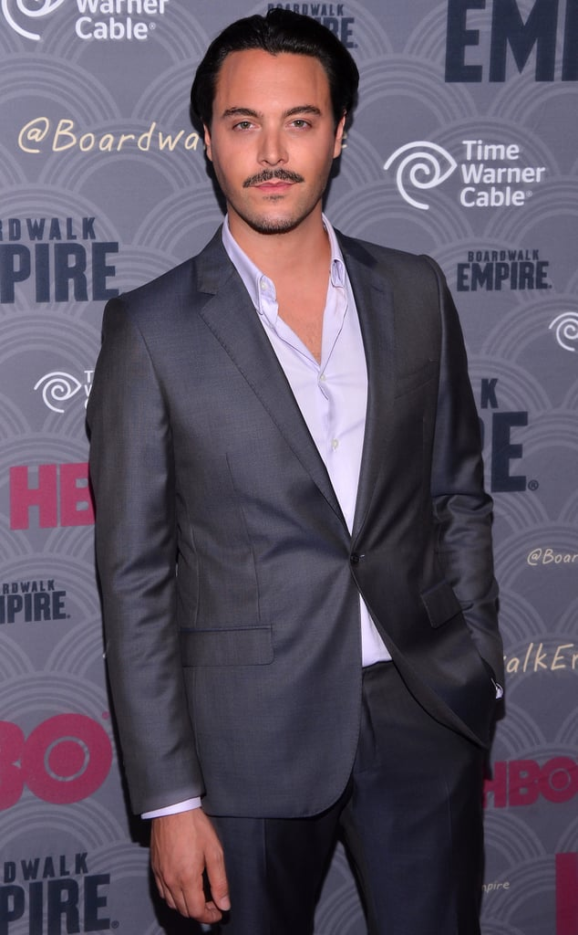 Jack Huston Huston is often seen in period pieces, but we'd love to see the talented British actor playing a modern character — and one who's as complicated/messed up as Christian.