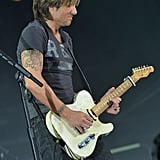 Keith Urban Kicks Off a Charitable Night With Sheryl Crow, Kid Rock, Tim McGraw, and More