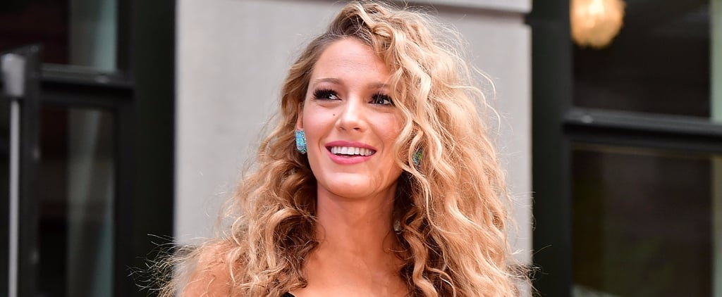 Blake Lively Has Legs For Days During Her Gorgeous NYC Outing