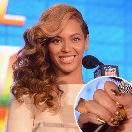Beyonce Super Bowl Press Conference: Hair, Makeup, and ...