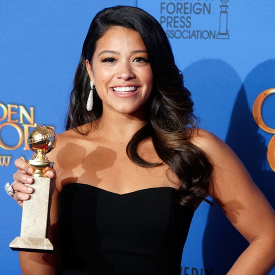 Gina Rodriguez's Golden Globe Awards 2017 Nomination
