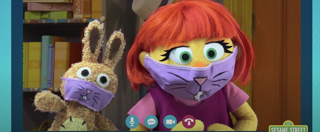 Sesame Street Mask Tips For Kids With Autism | Video