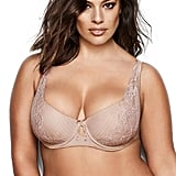 Ashley Graham Diva Underwire Demi Bra