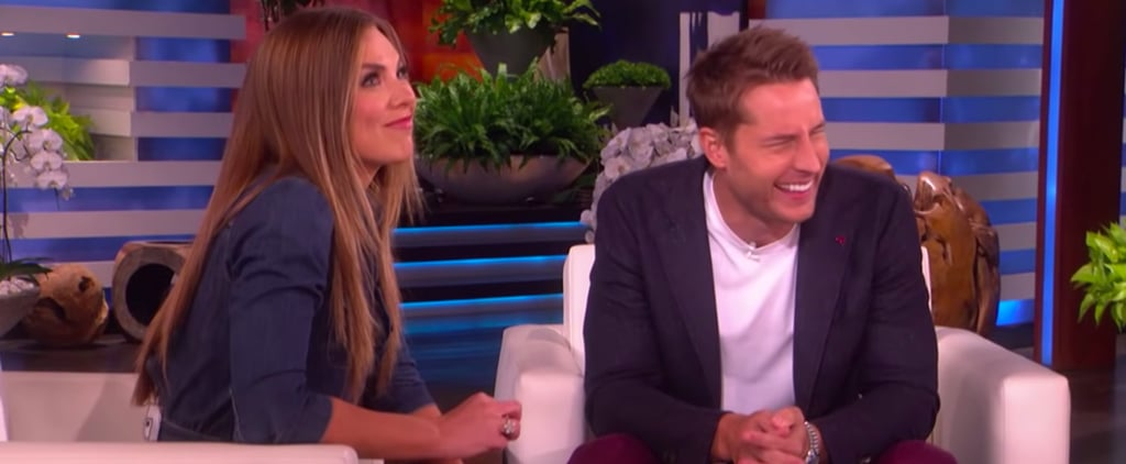 Hannah Brown Talks About Her Dating Life on The Ellen Show