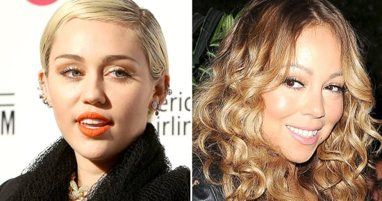 Miley Cyrus Shades Mariah Carey: 'I've Never Really Been a Fan'