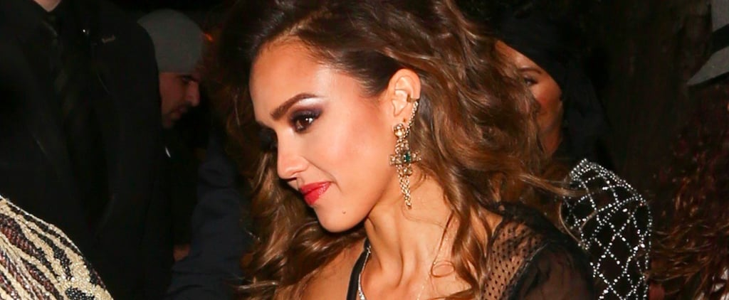 Jessica Alba Birthday Party Pictures 2017