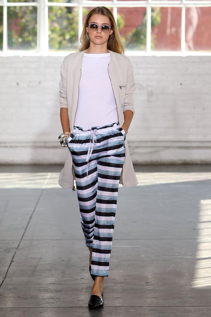 2011 Spring New York Fashion Week: Jenni Kayne