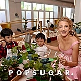 Blake Lively at Baby2Baby Mother's Day Event May 2018