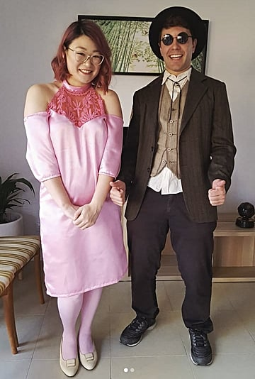 Best '80s Couples Costumes