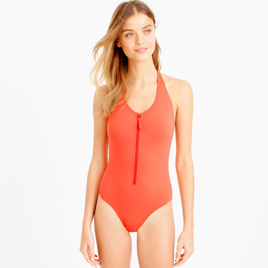 Sporty One-Piece Swimsuits