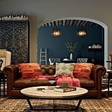 Harry Potter-Inspired Transitional Living Room