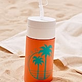 Here Comes The Fun Insulated Water Bottle ($10)