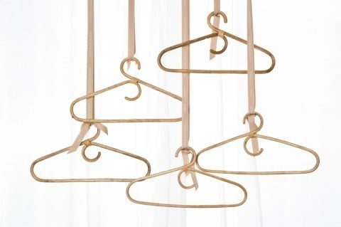 Etsy Find: Handcrafted Bamboo Hangers