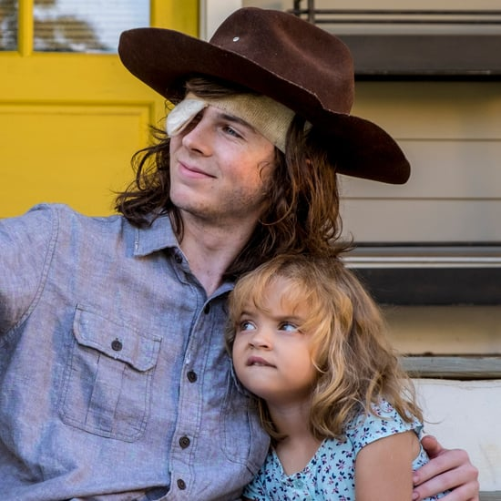 Best Tweets About Carl's Death on The Walking Dead