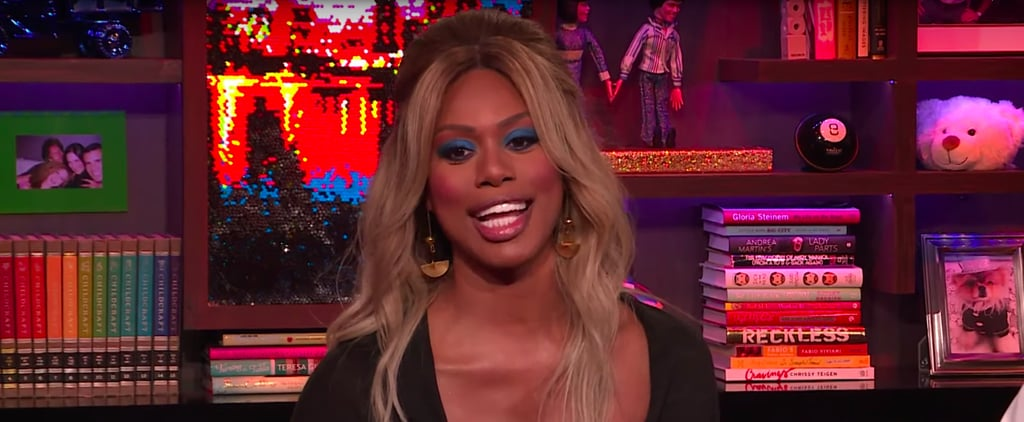Laverne Cox Talking About Orange Is the New Black on WWHL