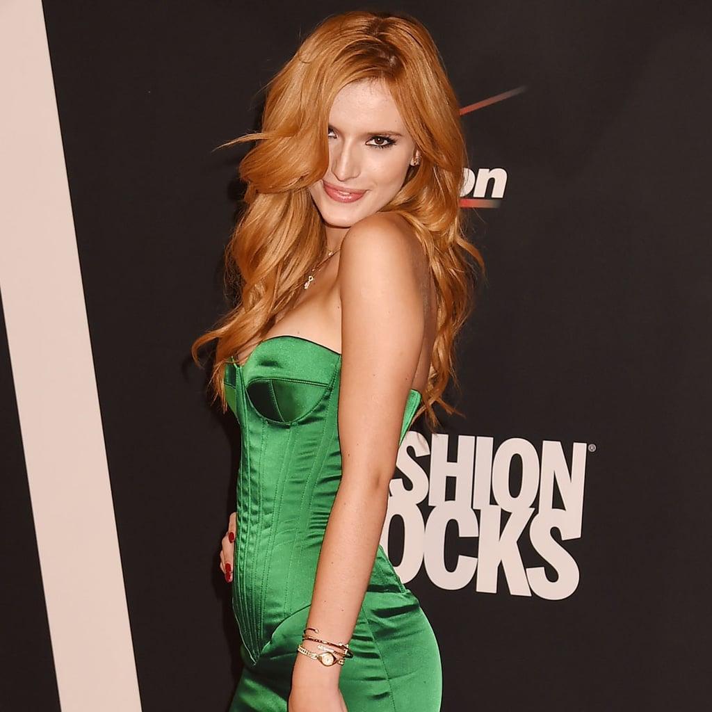 Bella Thorne Sexy Style