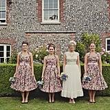 Retro Floral Dresses