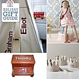 From toys to room accents and more, LilSugar has found the best one-of-a-kind gifts for your one-of-a-kind kids.