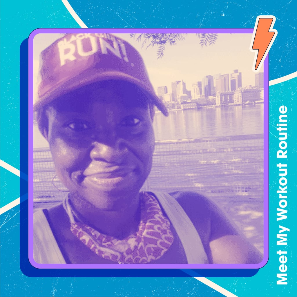 A Professor, Runner, and Activist Shares Her Workout Routine
