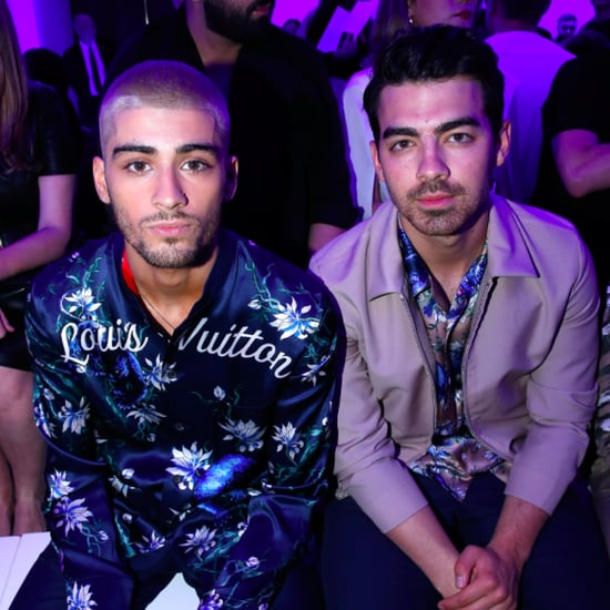 Joe Jonas Talks About Gigi Hadid and Zayn Malik