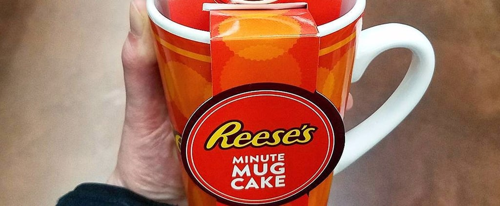 This Minute Mug Cake Is the Best Stocking Stuffer For Reese's-Lovers!