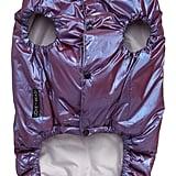 LoveThyBeast Metallic Puffer Vest