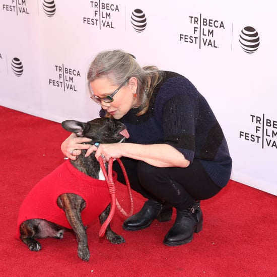 Billie Lourd Will Get Carrie Fisher's Dog, Gary
