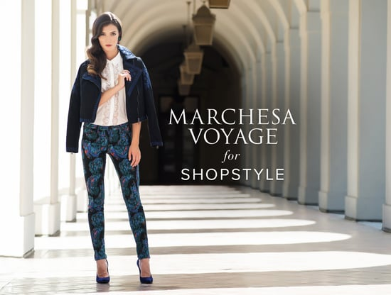Marchesa Voyage For ShopStyle