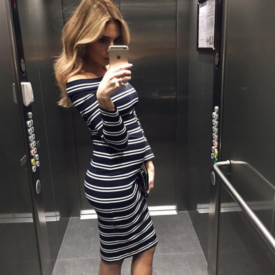 Nadia Bartel Pregnancy Style and Instagram Pictures