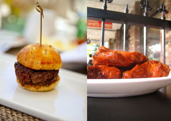 Would You Rather Eat Sliders or Wings on Game Day?