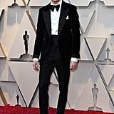 Joe Alwyn at the 2019 Oscars