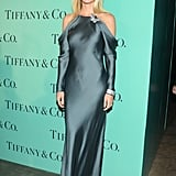 Gwyneth Paltrow stepped out in NYC for the Tiffany & Co. ball.
