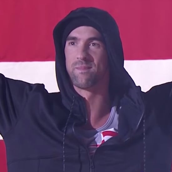 Michael Phelps Lip Sync Battle Video